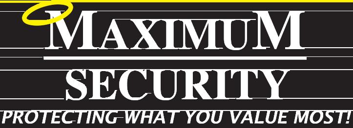 Maximum Security Services Buffalo NY
